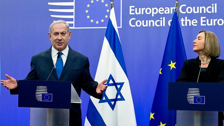 Avrupa Birliği, İsrail konusunda bölünmüş durumda