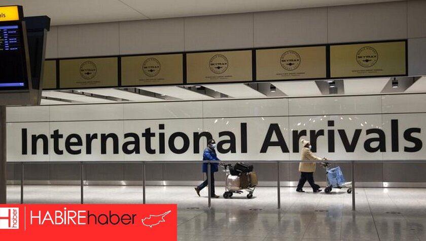 ABD, Türkiye dahil 61 ülkeye uyguladığı seyahat kısıtlamasını gevşetti