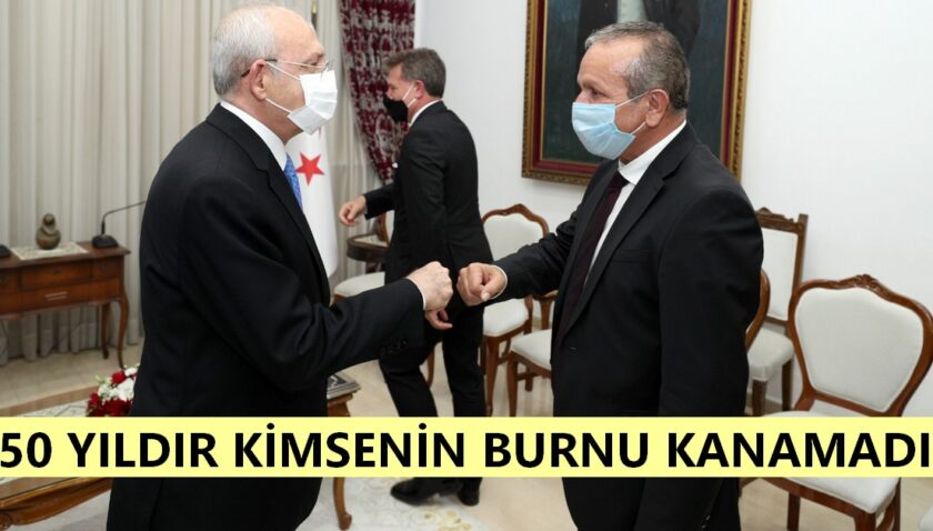 Ataoğlu,  Kılıçdaroğlu ile bir araya geldi.