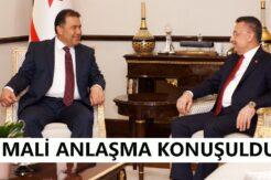 Saner Ankara'da, Oktay ile görüştü