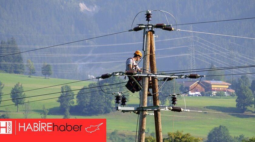 Girne'de gün boyunca elektrik kesintileri olacak.