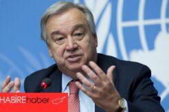 Tatar, Guterres ile Cuma günü Brüksel'de bir araya gelecek.