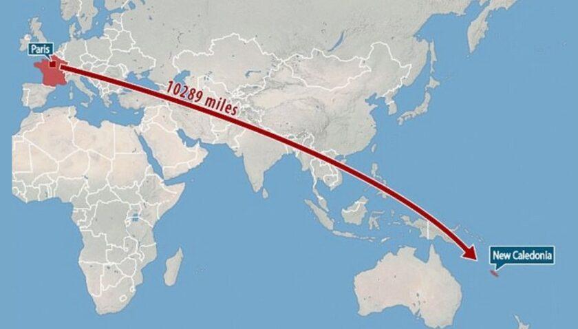 Yeni Kaledonya üçüncü ve son defa Fransa'dan ayrılmayı oylayacak