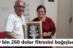 Kanser Hastalarına Avustralya'dan bağış yaptı